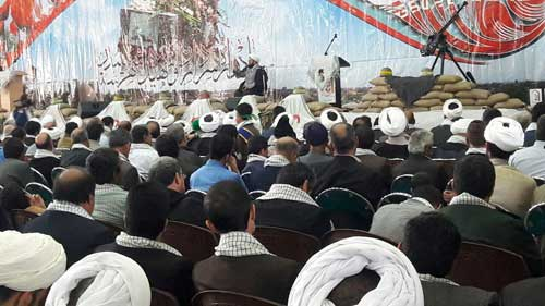 Photo of برگزاری پنجمین یادواره « سرداران و 500 شهید دفاع مقدس» شهرستان میبد