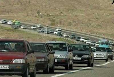 تصویر از برای جلوگیری از حوادث احتمالی با آرامش و احتیاط کامل رانندگی کنید
