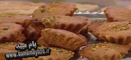 تصویر از آموزش پخت کیک یزدی
