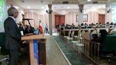 تصویر از برگزاری دهمین سالانه ی چشم پزشکی در یزد