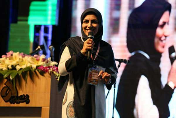 تصویر از مجریان میبدی در هفتمین جشنواره مجریان صحنه ای کشور دیپلم افتخار کسب نمودند