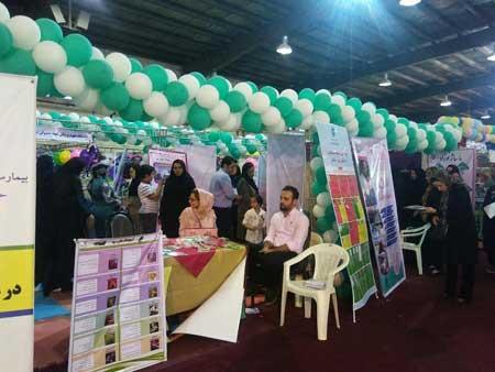 تصویر از اولین نمایشگاه تخصصی مادر و نوزاد در یزد افتتاح شد
