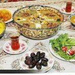 خوردنی ها و نخوردنی های ماه رمضان از منظر یک کارشناس تغذیه