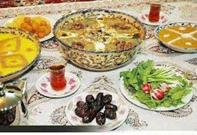 Photo of خوردنی ها و نخوردنی های ماه رمضان از منظر یک کارشناس تغذیه