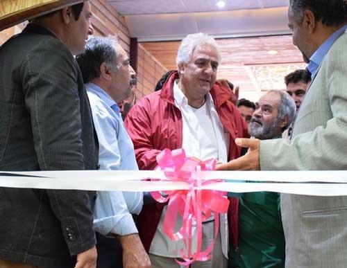 تصویر از مراسم افتتاح پانزدهمین زورخانه در شهرستان میبد / پرداختن به ورزش یکی از راههای مبارزه با آسیب های اجتماعی