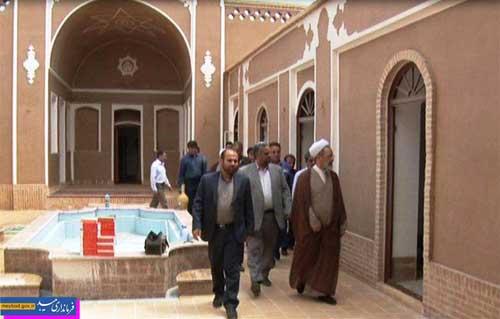 Photo of بازدید امام جمعه میبد از ۳ پروژه آماده افتتاح شهرستان