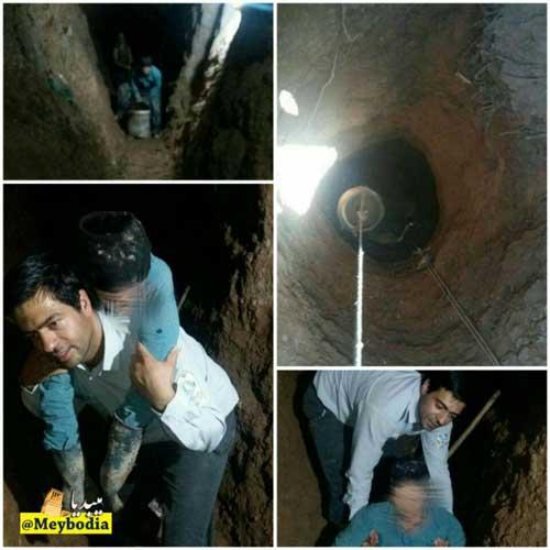 Photo of ترکیدن لوله آب باعث خرابی قنات مهرجرد در شهرستان میبد گردید