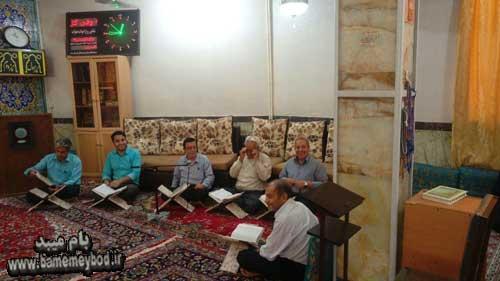 Photo of خاطره میهمان بودن در ماه میزبانی خدا / تصاویری از مسجد حافظ و حاج زینل بشنیغان در شهرستان میبد