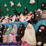 برگزاری جشن عروسکهای بهشتی در شهرستان میبد
