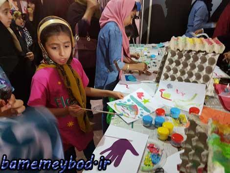 Photo of تصاویری از نمایشگاه دختران شهر خورشید در شهرستان میبد / بخش اول