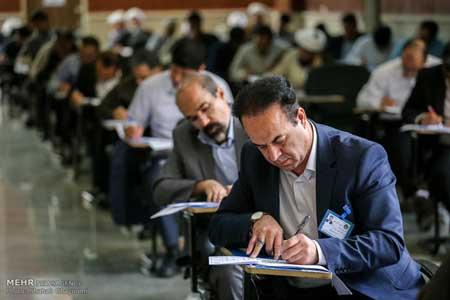 Photo of فردا شب آخرین مهلت شرکت در آزمون استخدامی/ ثبت نام ۲۹۴ هزار نفر