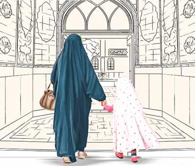 تصویر از چگونه فرزندان خود را به آموزههای دینی علاقهمند کنیم؟