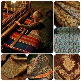 Photo of تجلی هنر نساجی و پارچه بافی یزد در دوره درخشان صفوی