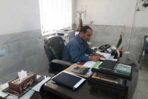 تصویر از پیام تبریک رئیس اداره ورزش و جوانان میبد به رضا شبانی کماندار میبدی