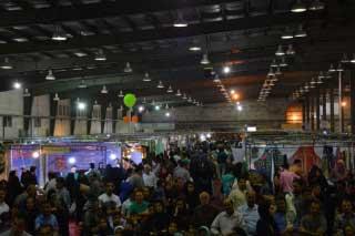 تصویر از دهمین نمایشگاه سراسری صنایع دستی استان یزد ۱۰ میلیارد ریال فروش داشت
