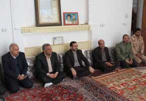 تصویر از شهدا مایه مباهات و عزت ایران اسلامی شدند