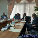 رایزنی های نماینده مردم تفت و میبد در مجلس شورای اسلامی با مسئولین کشوری