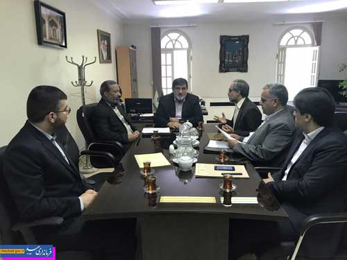 Photo of دست آورد های سفر فرماندارمیبد به تهران