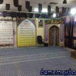 نمازخانه سازمان میراث فرهنگی کشور به زیلوی بافت میبد مفروش شد