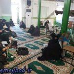تداعی رسوم قدیمی با گرد آمدن زنان میبدی در مساجد و خانه ها برای دعا خوانی در روز عرفه