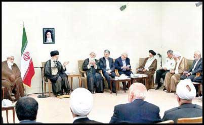 تصویر از تقویت روحیه انقلابی و جهادی مهمترین وظیفه مسؤولان فرهنگی