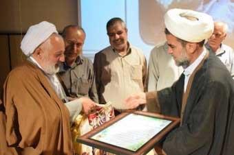 تصویر از برگزاری نهمین همایش جبهه فرهنگی انقلاب اسلامی در میبد