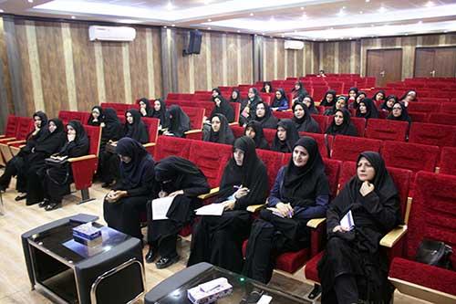 Photo of برگزاری جلسه موسسین و مدیران پیش دبستانی میبد