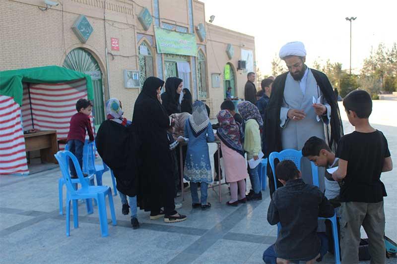 Photo of از طرح آرامش بهاری در امامزاده های میبد استقبال خوبی می شود