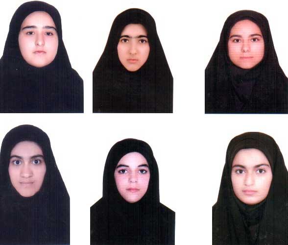 Photo of دانش آموزان برتر دبیرستان خدیجه کبری شهرستان میبد در کنکور ۹۶