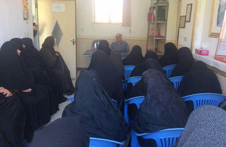تصویر از برگزاری دوره آموزشی بیماری های غیر واگیردار در کلینیک مددکاری اجتماعی مهر پویا