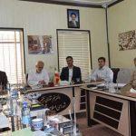 برگزاری جلسه حسابرسی شورای شهر و شهرداری میبد