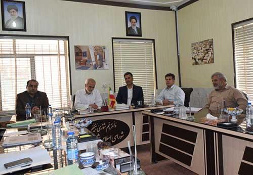 Photo of برگزاری جلسه حسابرسی شورای شهر و شهرداری میبد