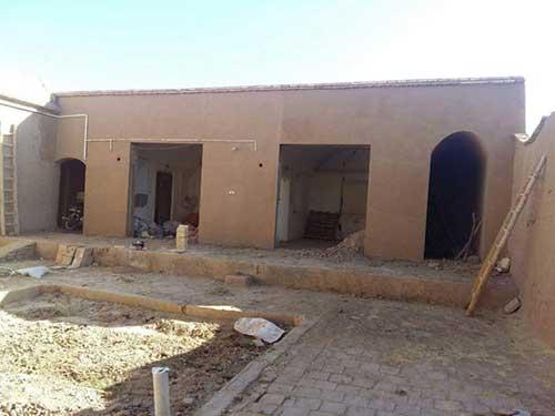 تصویر از خانه تاریخی کارگر در شهرستان میبد مرمت و بازسازی می شود