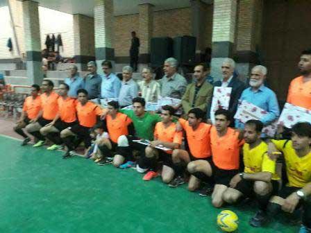افتتاح جام فوتسال یادبود شهید محسن حججی
