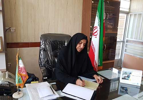 Photo of اجرای طرح برنامه چهارشنبه های بانشاط در راستای حمایت از بانوان میبدی