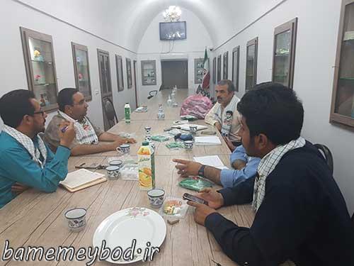 Photo of برگزاری همایش جهانی حضرت علی اصغر(ع) در روز جمعه همزمان با سراسر دنیا در شهرستان میبد