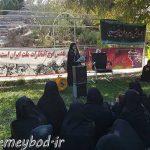 برگزاری همایش رهروان زینبی در شهرستان میبد / تجدید میثاق بانوان بسیجی با حضرت زینب (س) در حفظ عفاف و حجاب