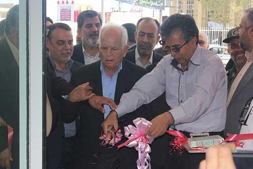 تصویر از افتتاح مرکز خدمات جامع سلامت شماره یک شهری شهرستان میبد