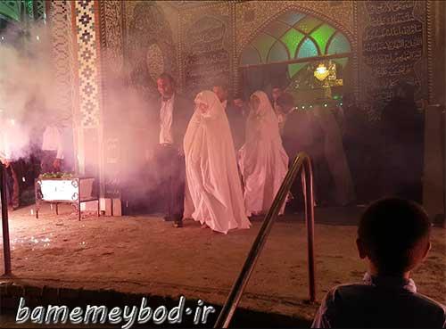 تصویر از جشن با شکوه ترنم غدیر در امامزاده سید صدرالدین قنبر میبد برگزار شد