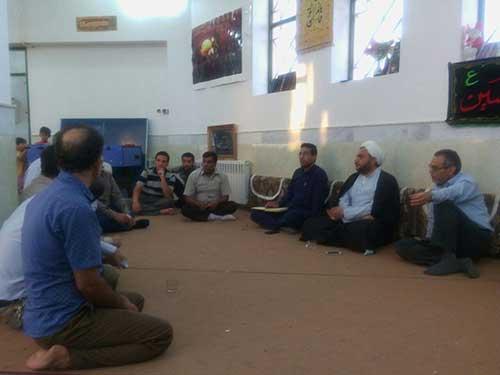 Photo of بازدید اعضای شورای اسلامی شهر میبد از شهرک مسکن مهر