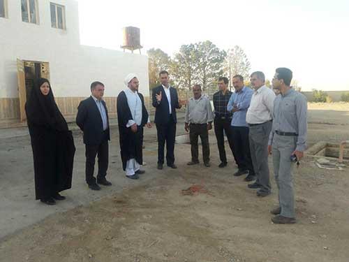 Photo of بازدید اعضای شورای اسلامی شهرستان میبد از کشتارگاه این شهرستان