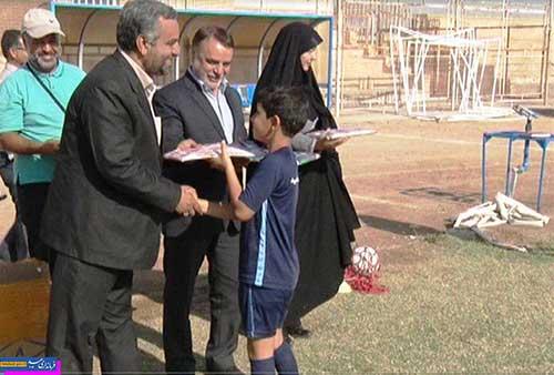 Photo of برای کشف استعدادها در زمینهٔ فوتبال باید از پایه شروع کنیم