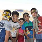 جشنواره کودکانه غدیر در شهرستان میبد برگزار شد