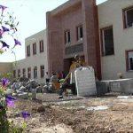 ساختمان آموزشی دانشکده فنی دختران میبد در آینده ای نزدیک به بهرهبرداری می رسد