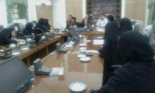 Photo of ایحاد اولین شرکت تعاونی بانوان کارآفرین شهر خورشید