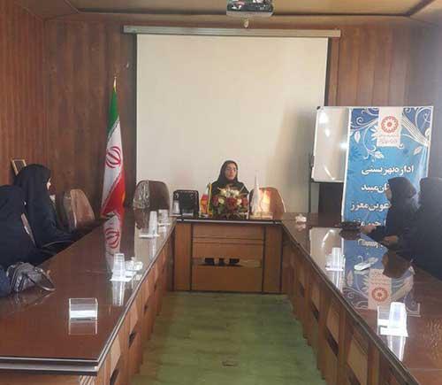 Photo of برگزاری دوره آموزشی پیشگیری از معلولیتها با موضوع ناشنوایی
