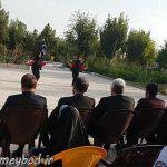 افتتاح طرح چهارشنبه های با نشاط با محوریت ورزش صبحگاهی در شهرستان میبد