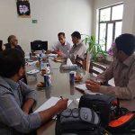 برگزاری نشست خبری جهاد کشاورزی شهرستان میبد / تولید شیر از طریق دامداری های سنتی