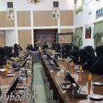 برگزاری اولین جلسه شورای مشورتی بانوان شهرستان میبد