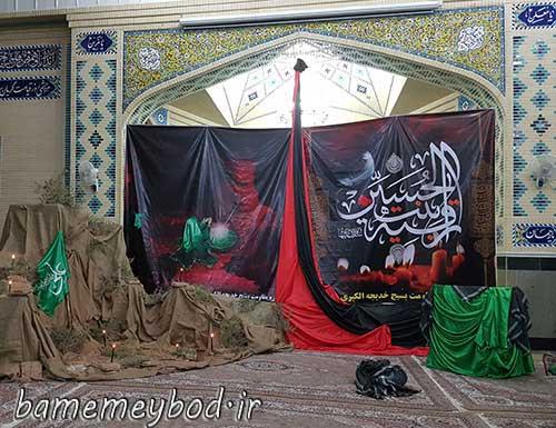 Photo of آماده سازی برگزاری همایش سه ساله های حسینی در امامزاده خدیجه خاتون (س) شهرستان میبد